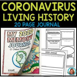 Coronavirus Journal for Kids